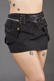punk-mini-skirt-pockets-pinstripe
