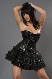 cheap corsets  dresses  black corset dress  lolita